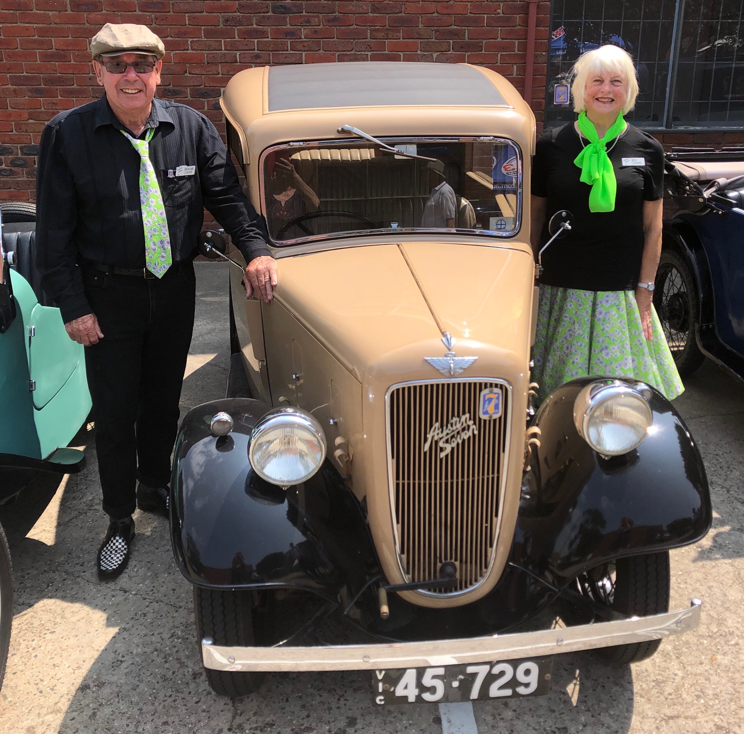 Austin 7 Club 70th Anniversary Podcast